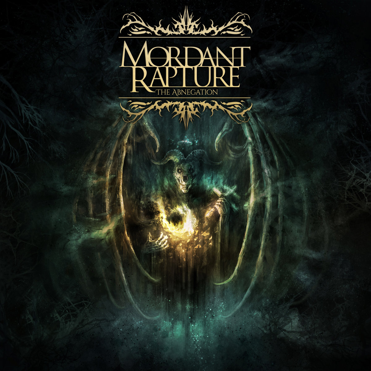 "Mordant Rapture – ""The Abnegation"""