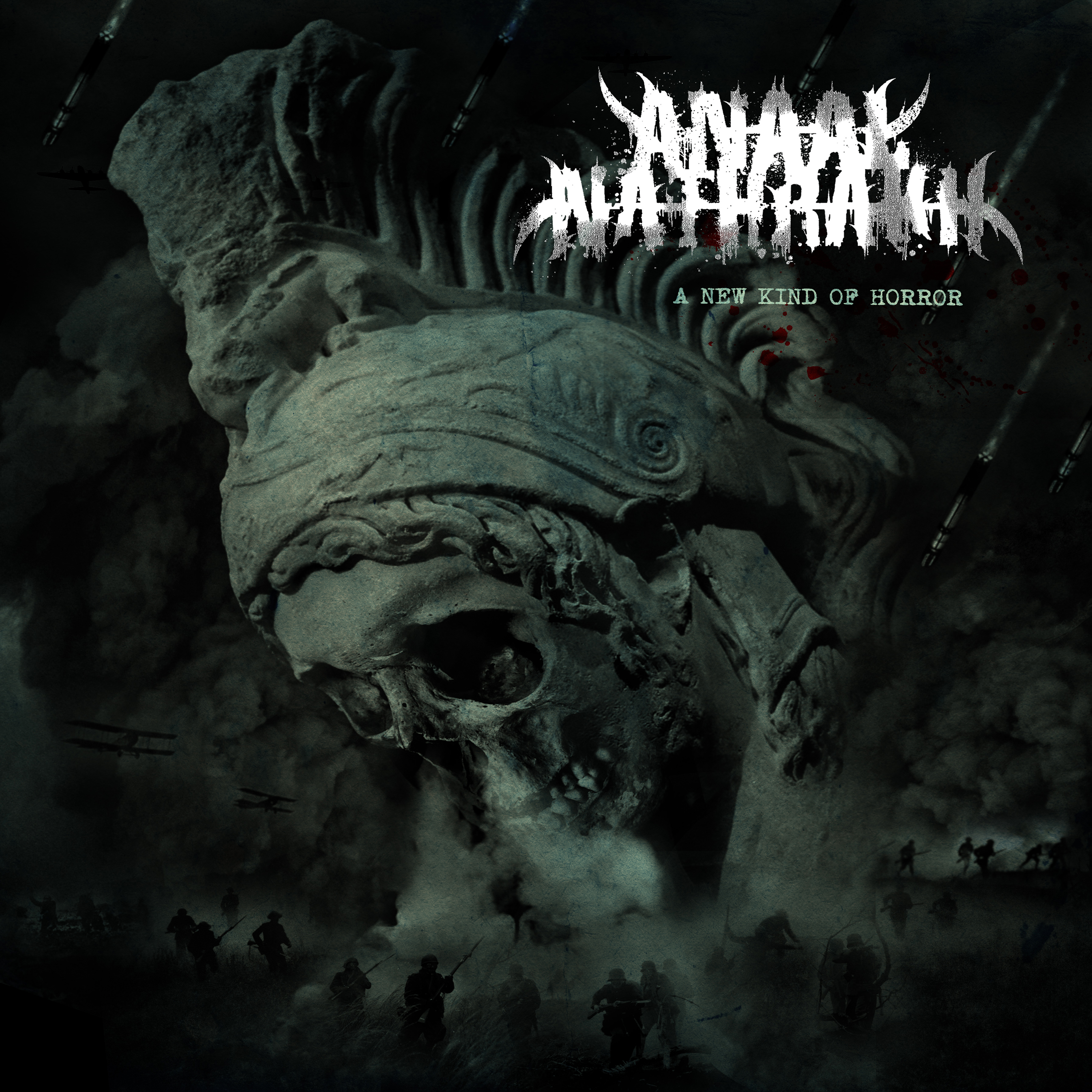 """Anaal Nathrakh – """"A New Kind of Horror"""""""