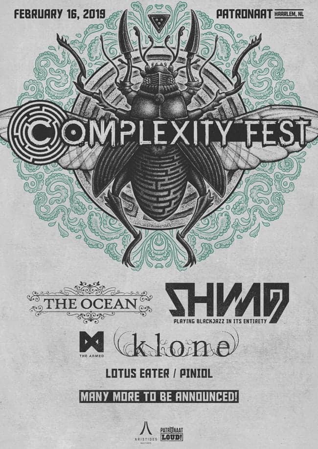 Complexity Fest Announces First Names for 2019