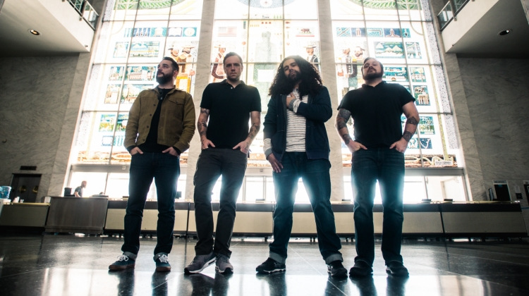 """Coheed And Cambria Drop Some New Heat on """"Old Flames"""""""