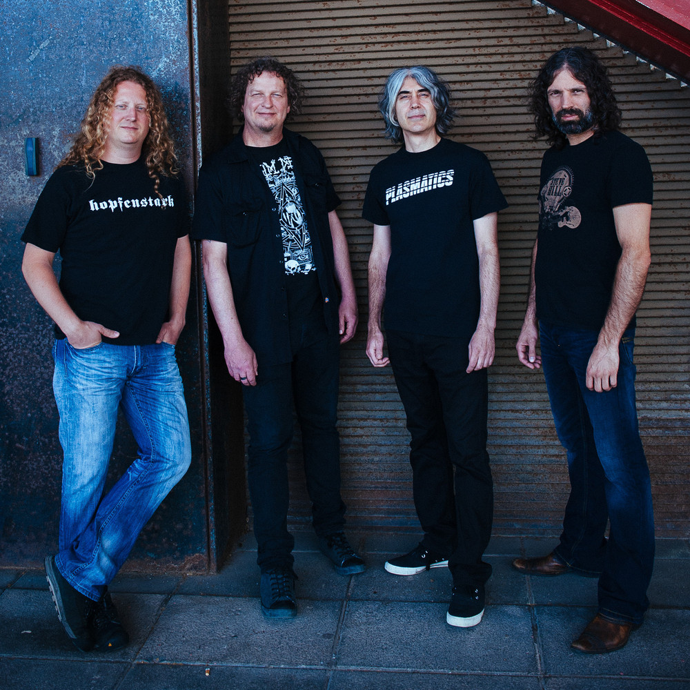"""Voivod Release New Song """"Always Moving"""""""