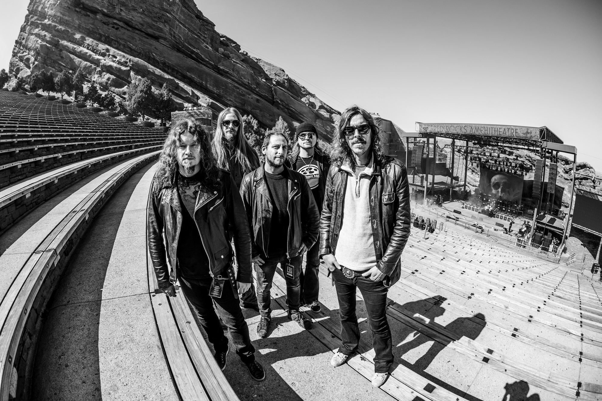 """Opeth – """"Garden of the Titans (Live at Red Rocks Amphitheatre)"""""""