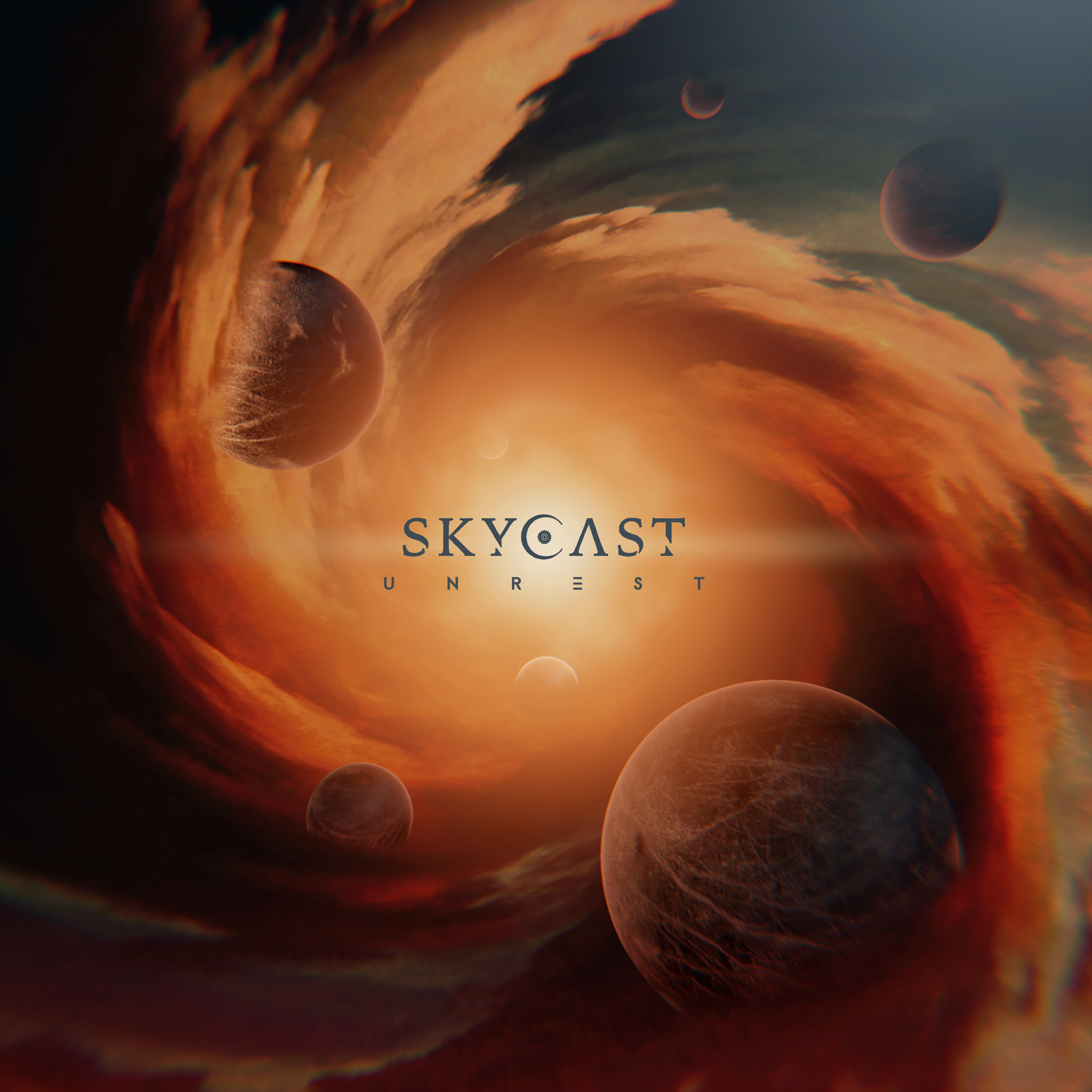 "Skycast Are in a State of ""Unrest"" on Their Début Single"