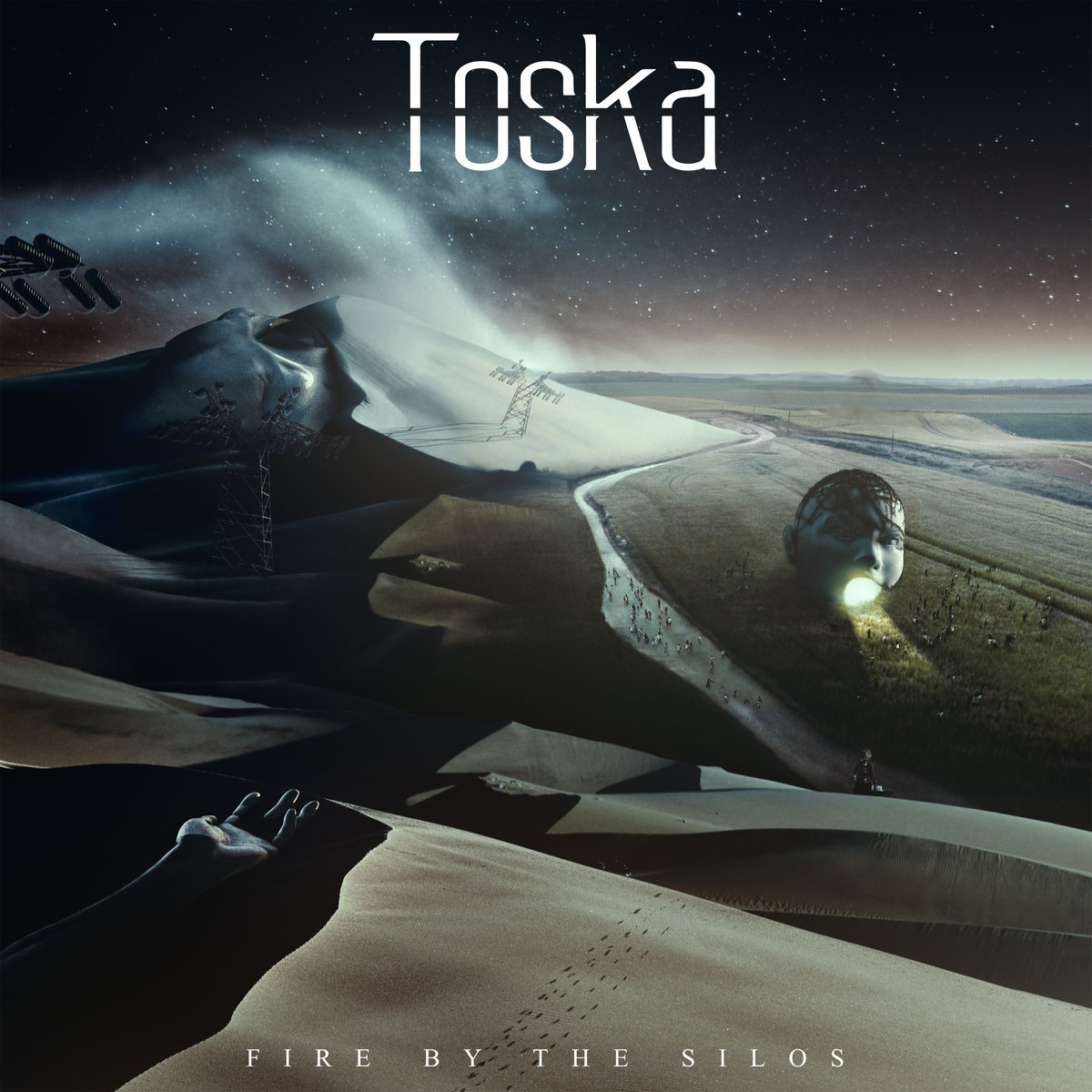 """Toska – """"Fire by the Silos"""""""