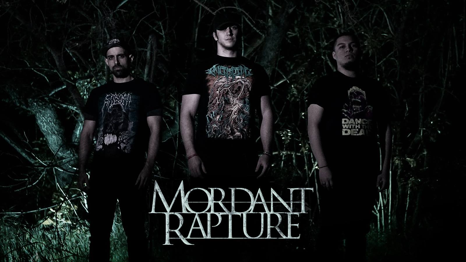 "Mordant Rapture Unleash the ""Unsightly Beast"" in their Brand New Playthrough Video"