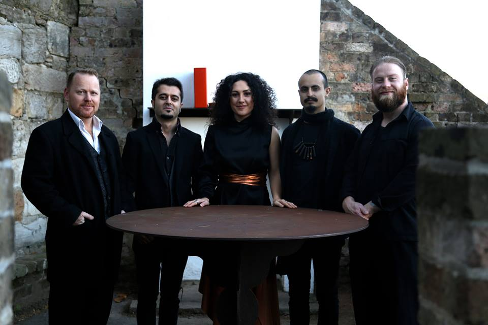"Zela Margossian Quintet – ""Transition"""
