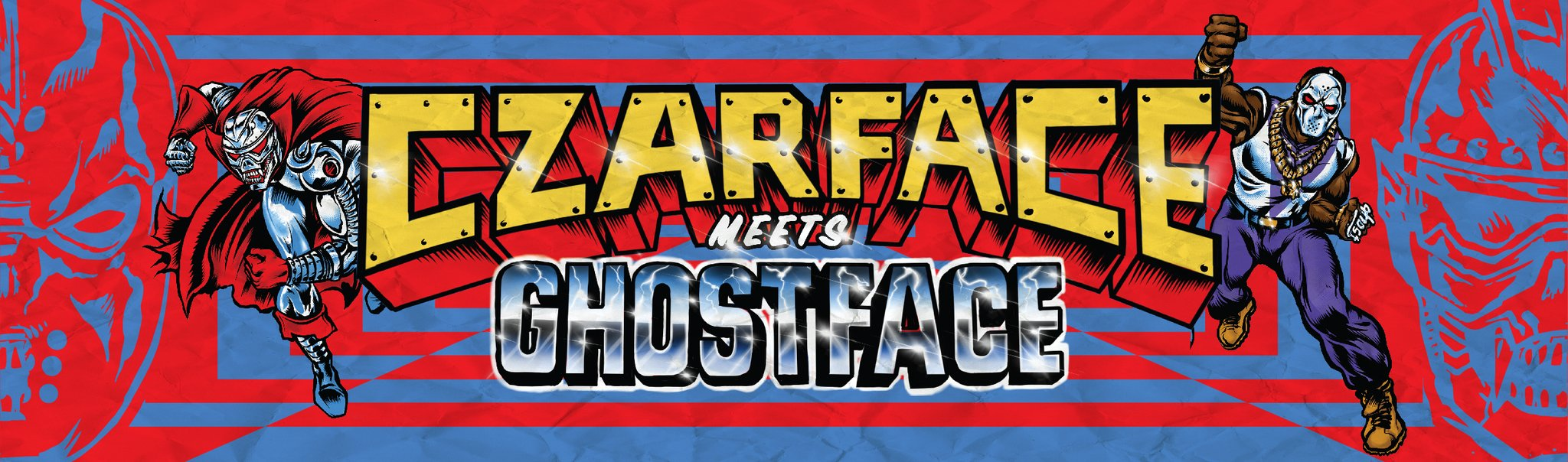 Hip-Hop Supergroup Czarface Joins Forces with Ghostface Killah for New Album