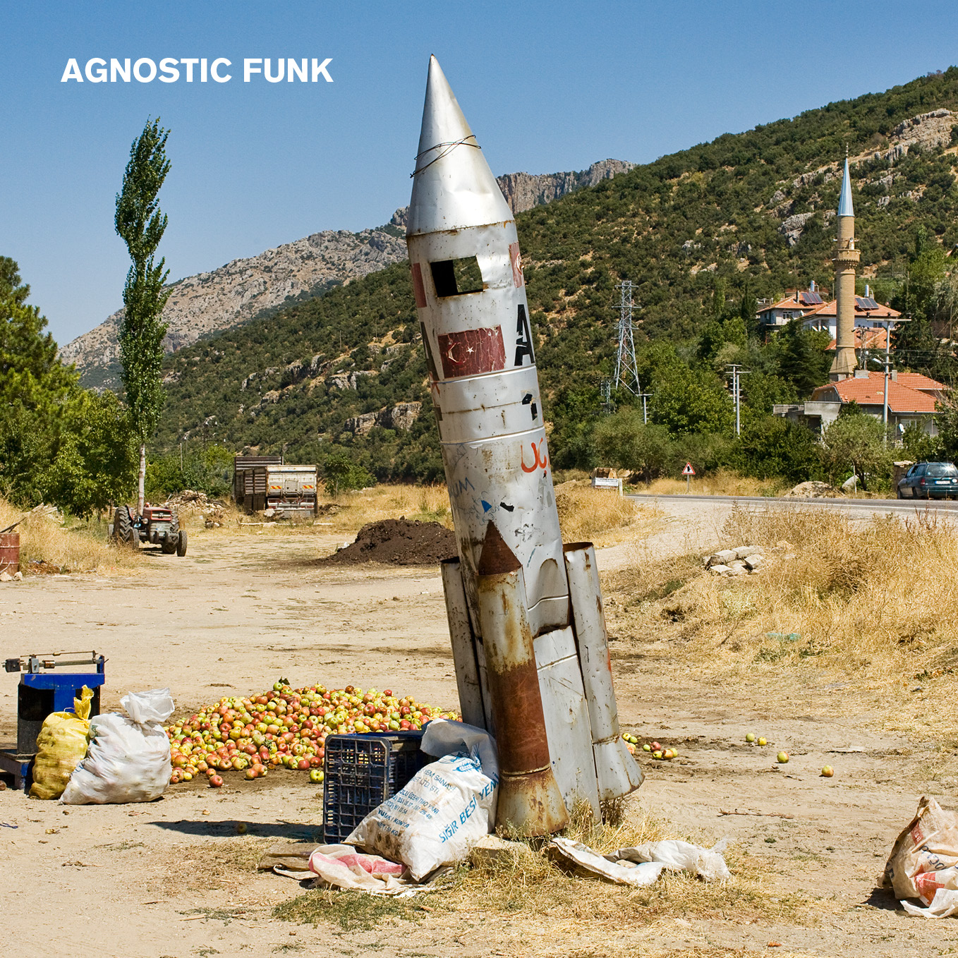 "Tics – ""Agnostic Funk"" (Review + Album Stream)"