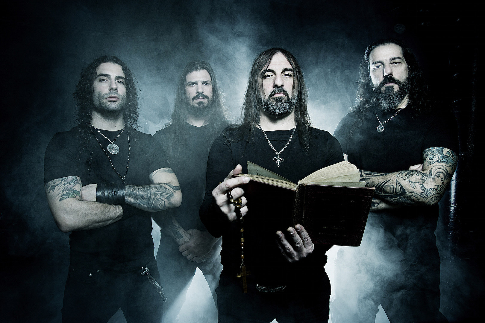 "Rotting Christ – ""The Heretics"""