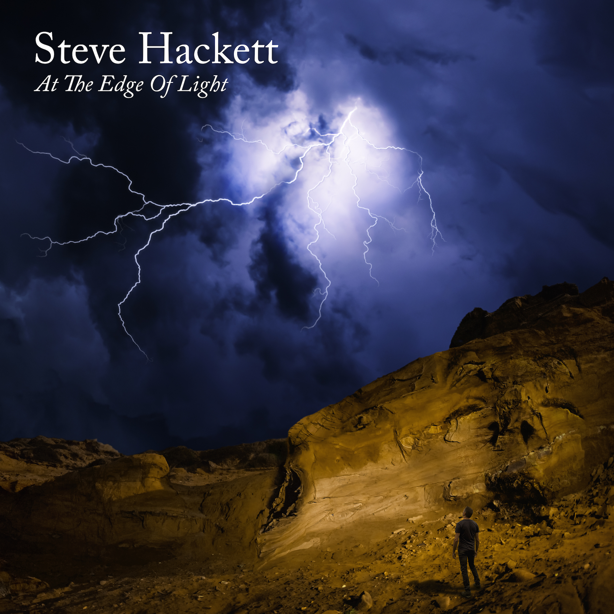 "Steve Hackett – ""At The Edge Of Light"""