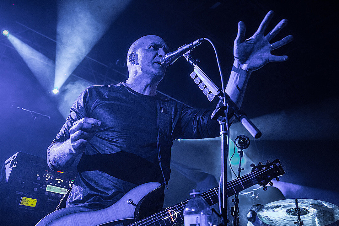 "Devin Townsend Unleashes the ""Genesis"" of His New Album"