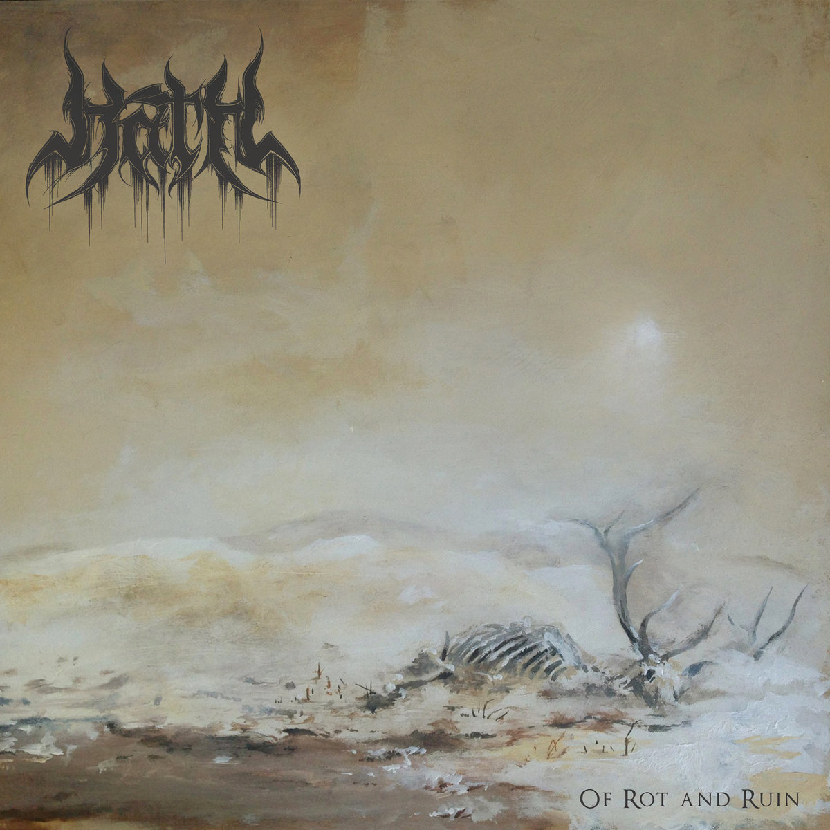 """Hath – """"Of Rot and Ruin"""""""
