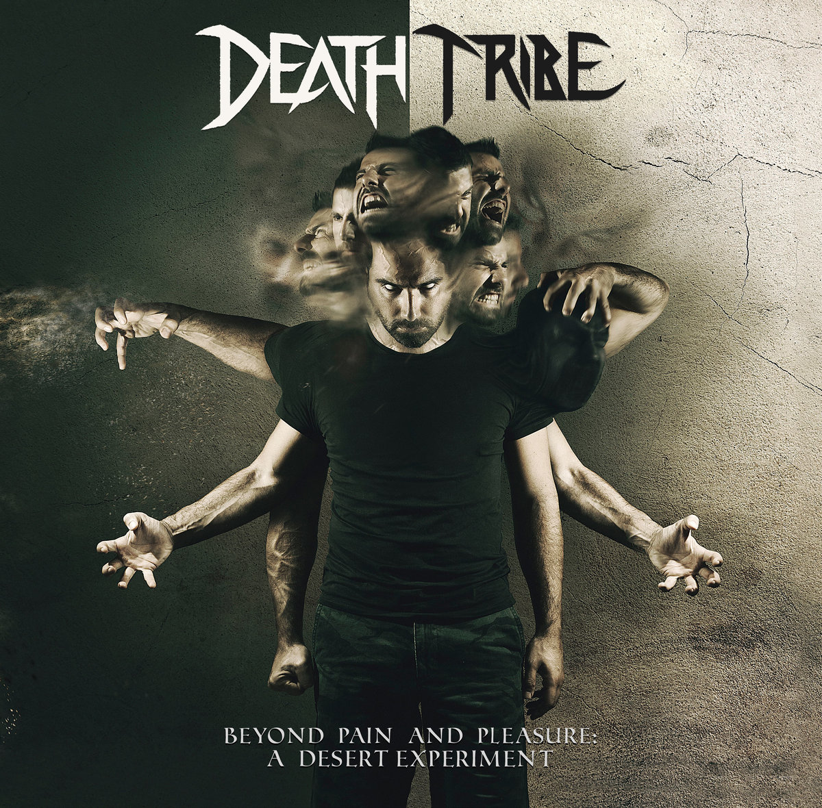 """Death Tribe – """"Beyond Pain and Pleasure: A Desert Experiment"""""""