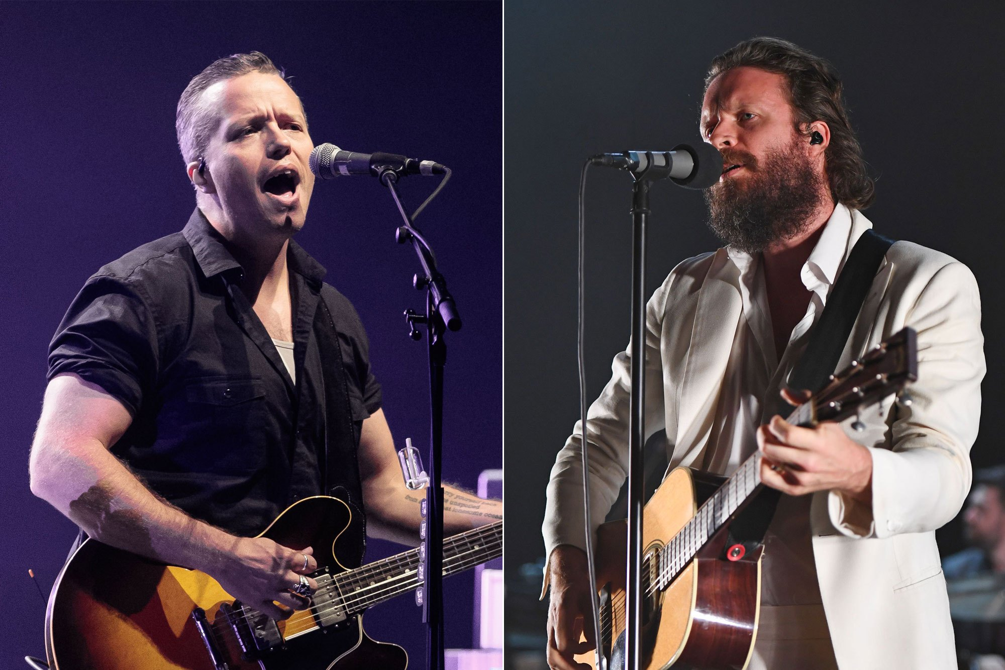 Jason Isbell and Father John Misty Team up for US Tour