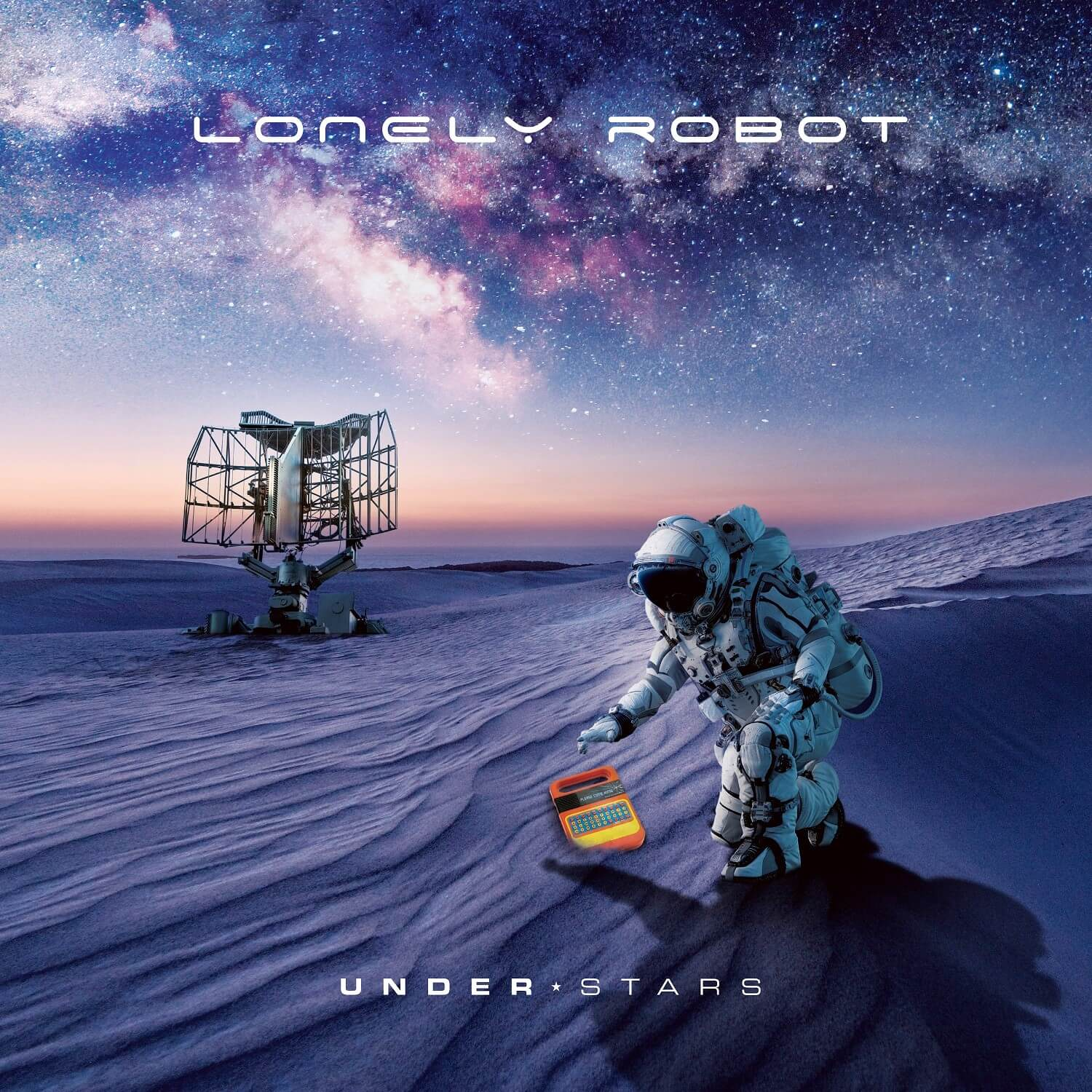 "Lonely Robot Transmit New Song ""Ancient Ascendant"" from Upcoming Album"