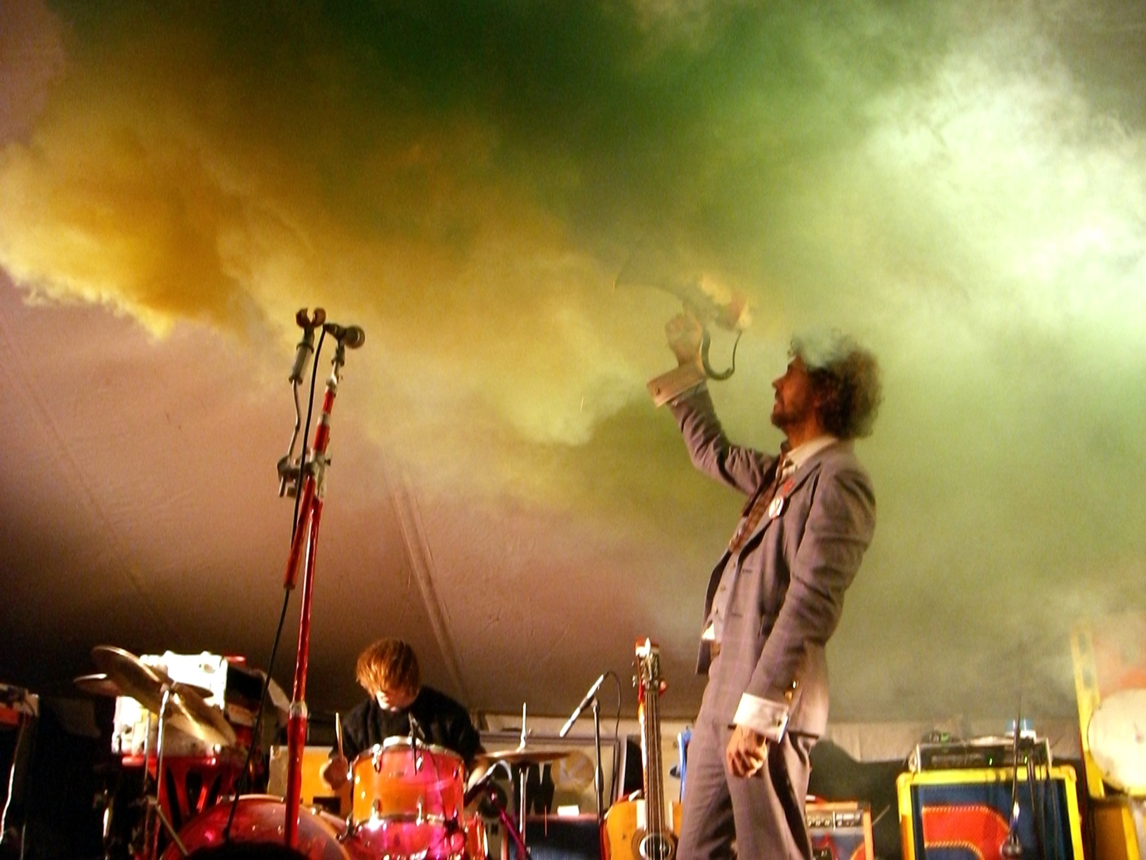 """The Flaming Lips Are Taking Their New Album """"King's Mouth"""" on the Road!"""