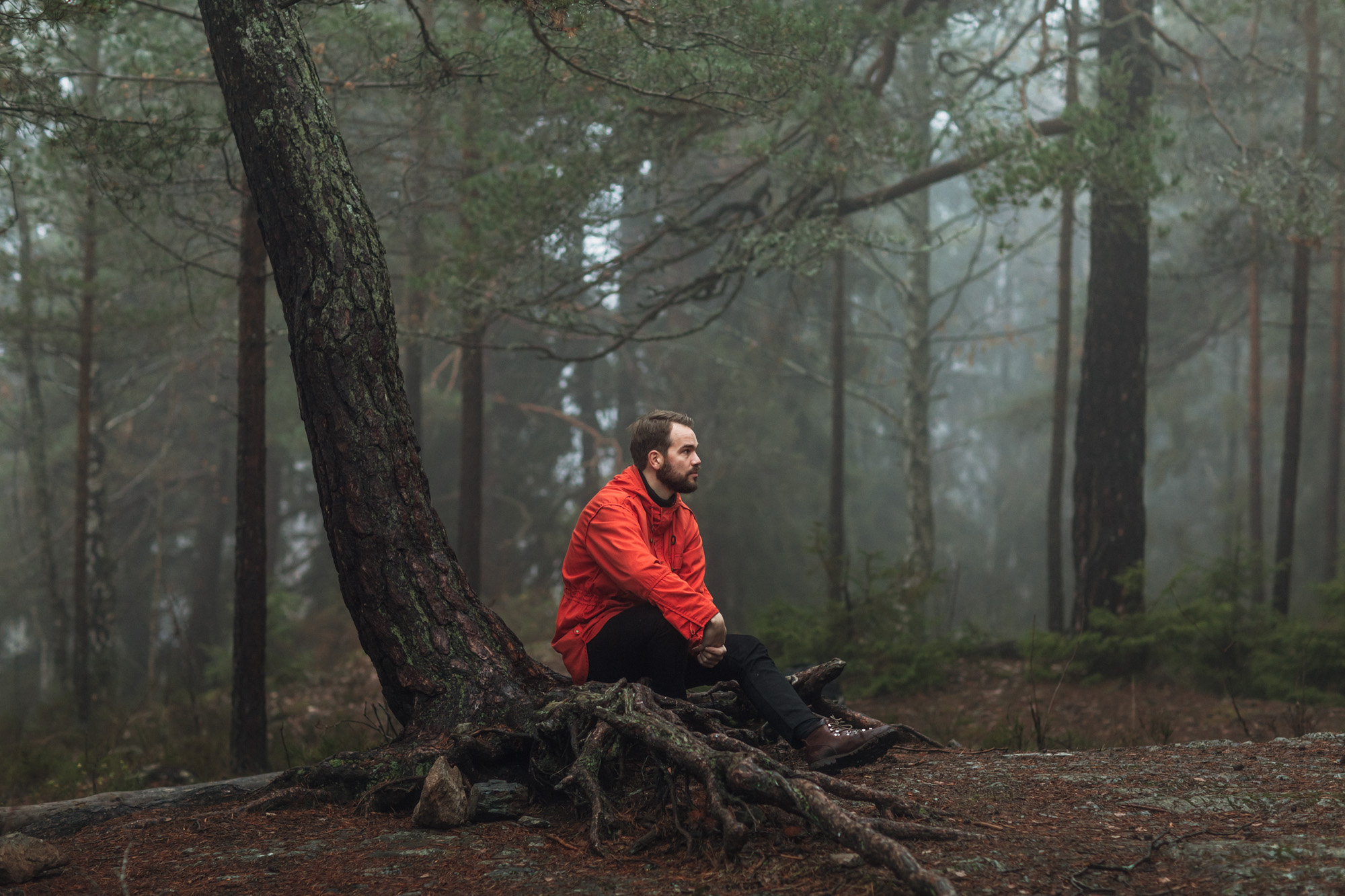"""Jens Carelius Shares Thoughtful, Pensive Pop Track """"All I Know"""""""