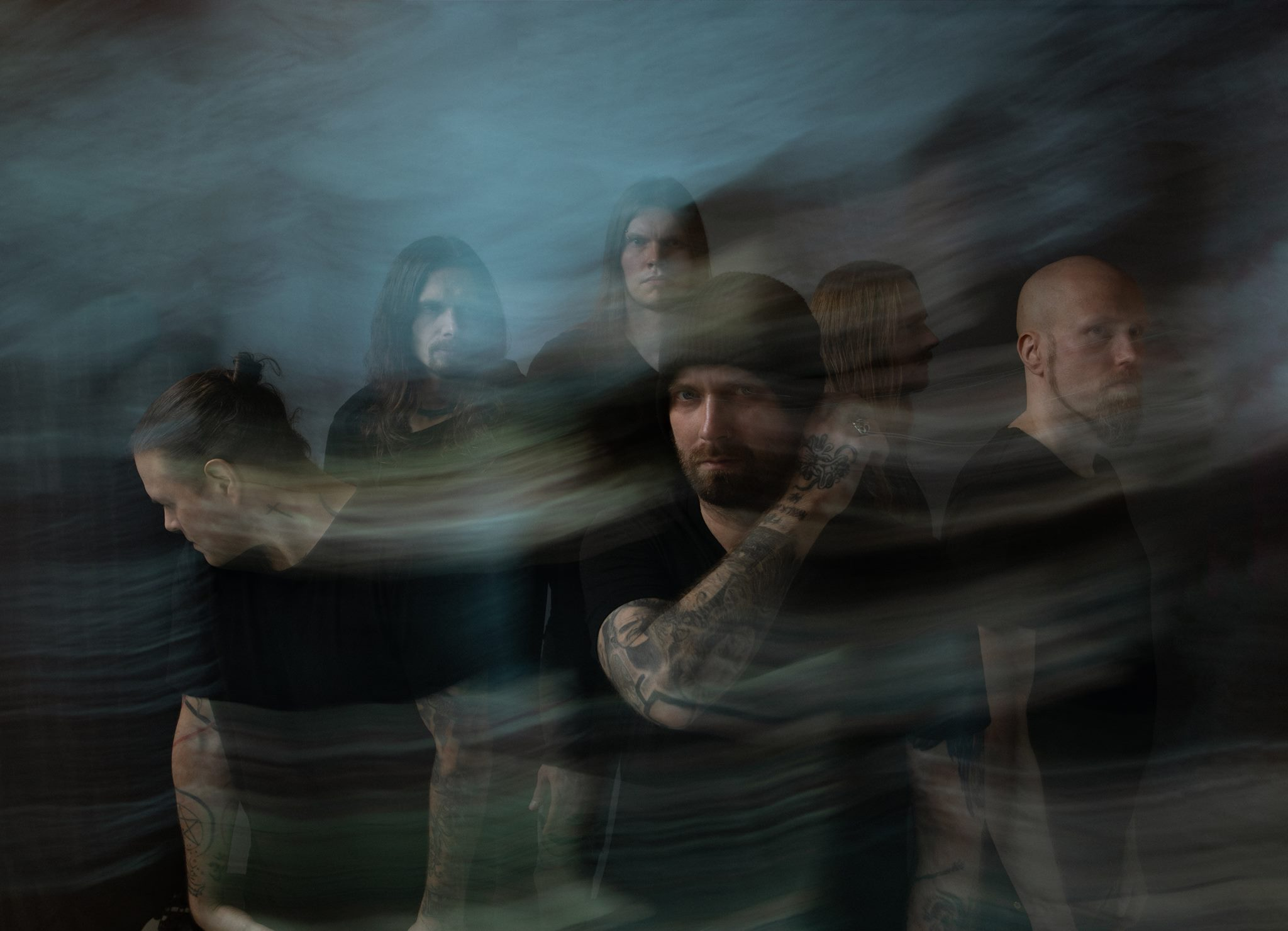 Swallow the Sun Return With Part Two of European Tour!