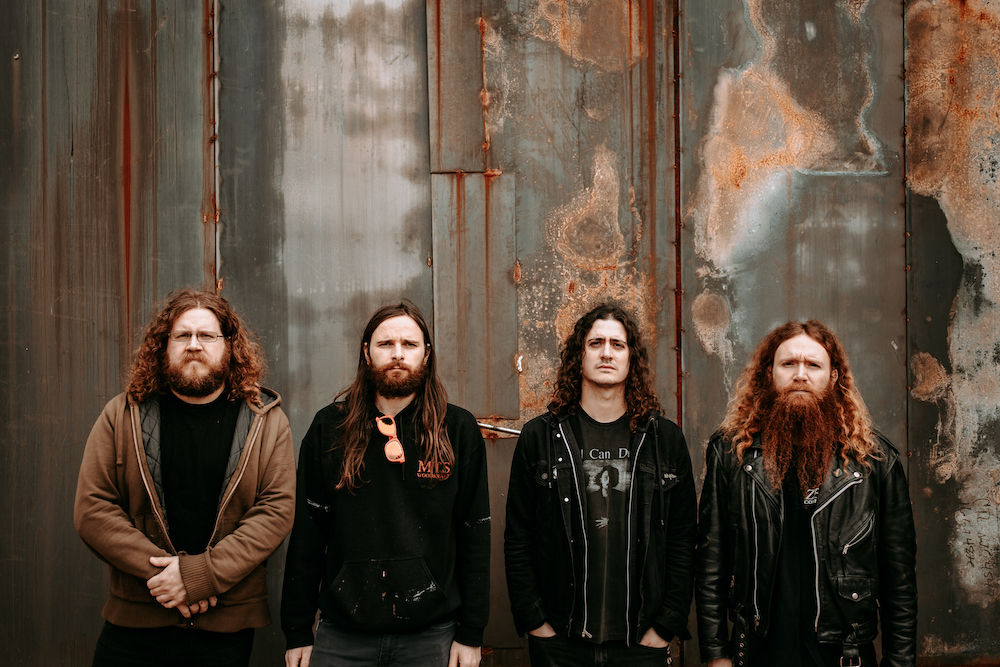 Inter Arma Announce US Tour with Creeping Death