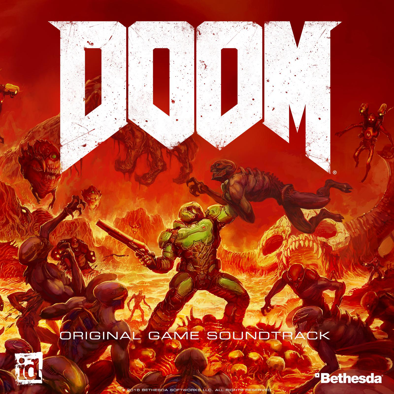 SOUND TEST: DOOM (2016)