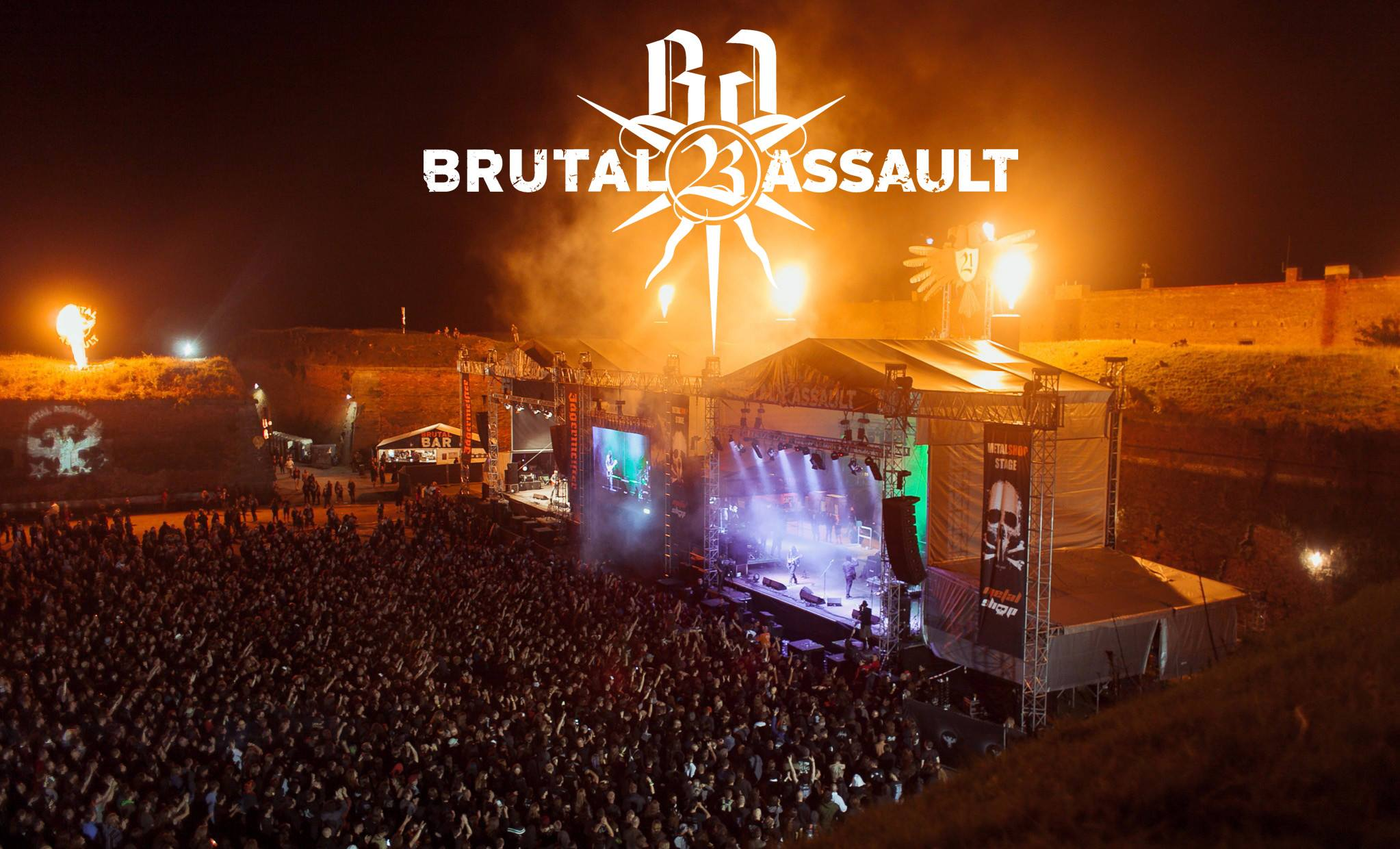 Brutal Assault Lineup Finally Complete