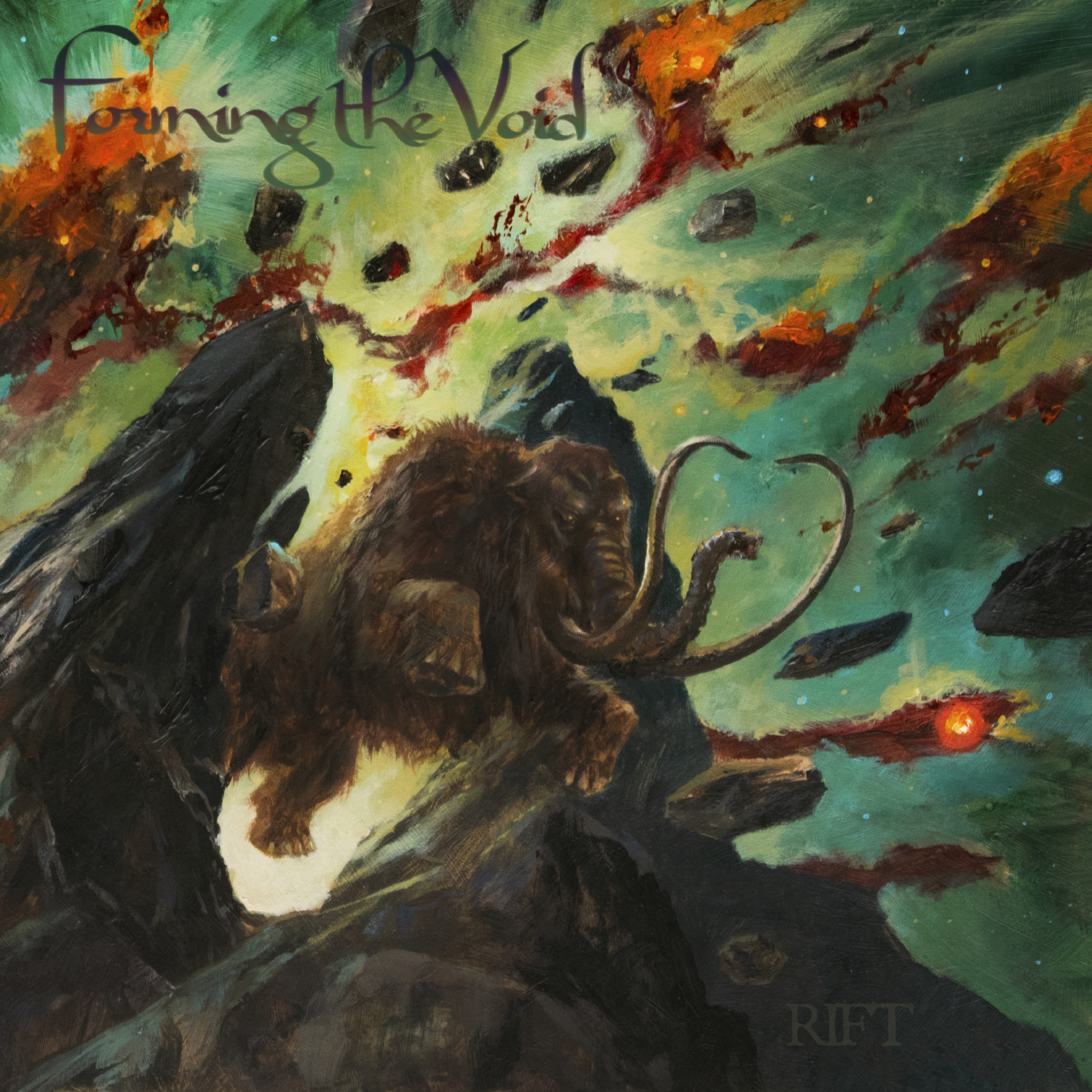 "Forming the Void – ""Rift"""