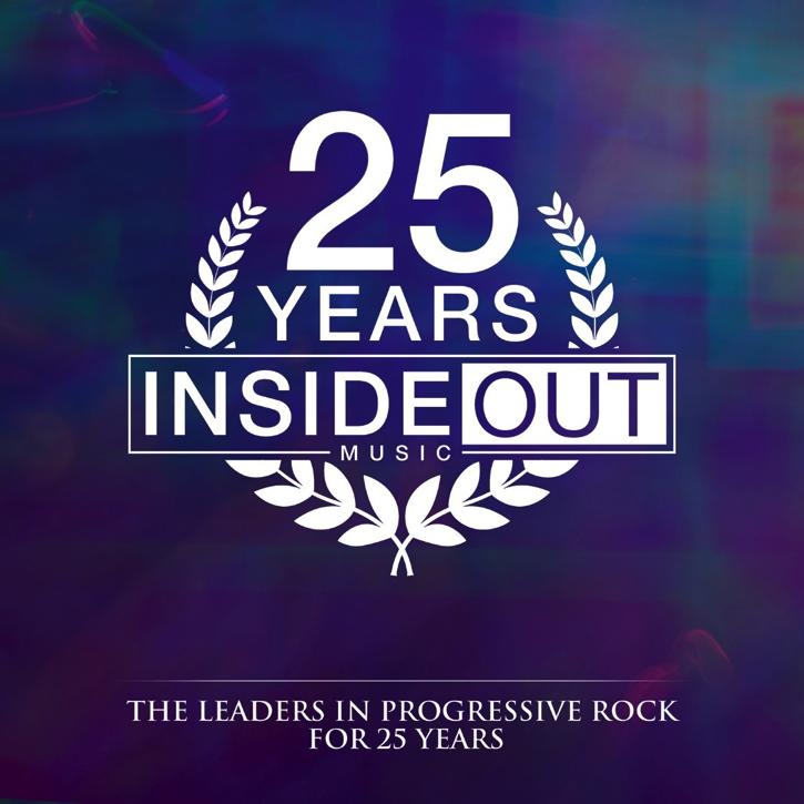 InsideOutMusic: 25 Years of Progression