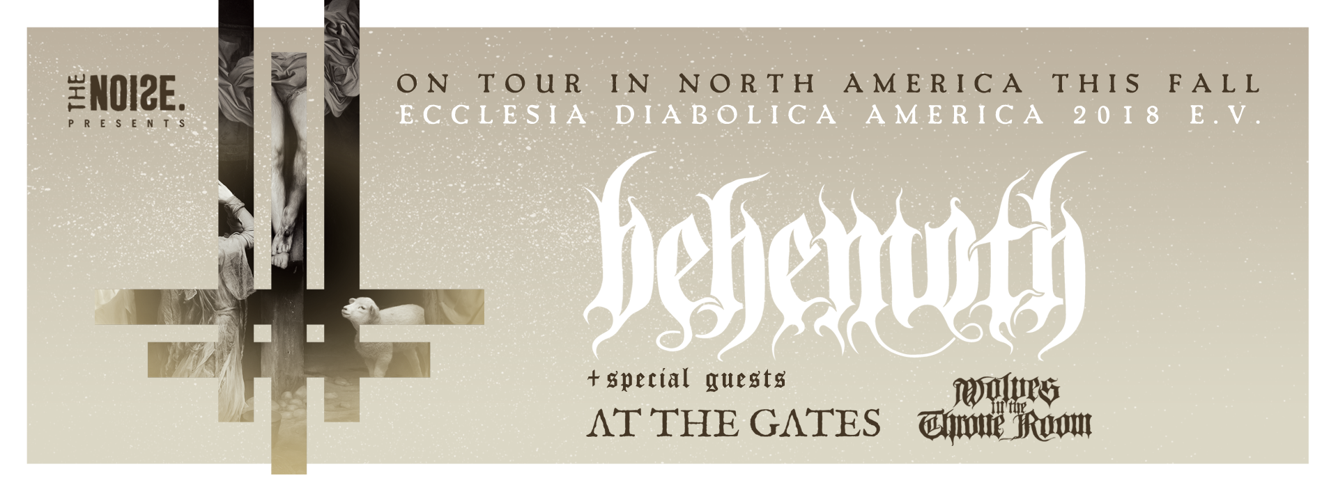 Behemoth Announce Tour with At The Gates and WITTR