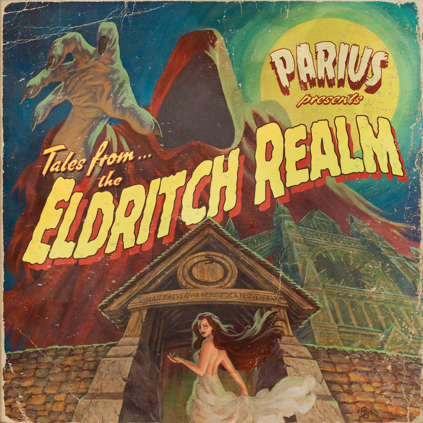"""Parius – """"The Eldritch Realm"""""""