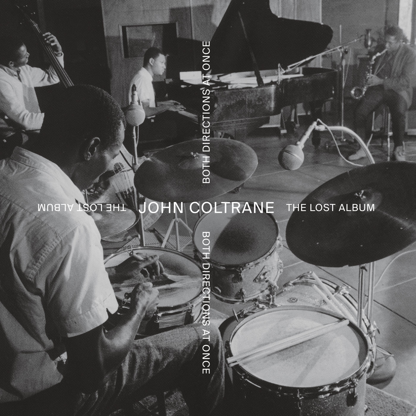 "John Coltrane – ""Both Directions At Once: The Lost Album"""