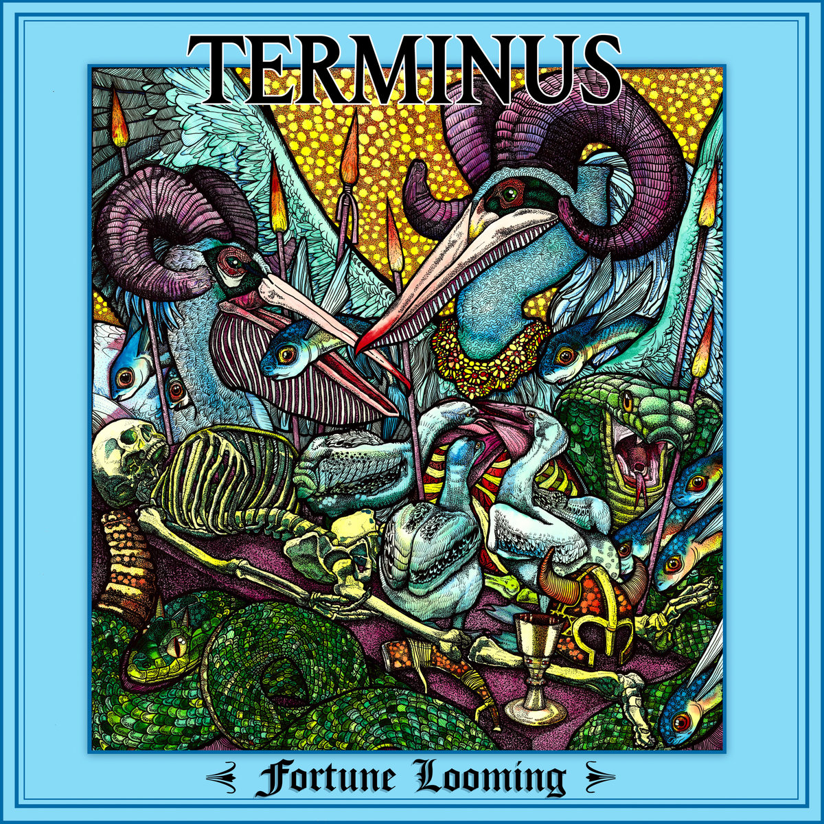 "Terminus – ""Fortune Looming"""