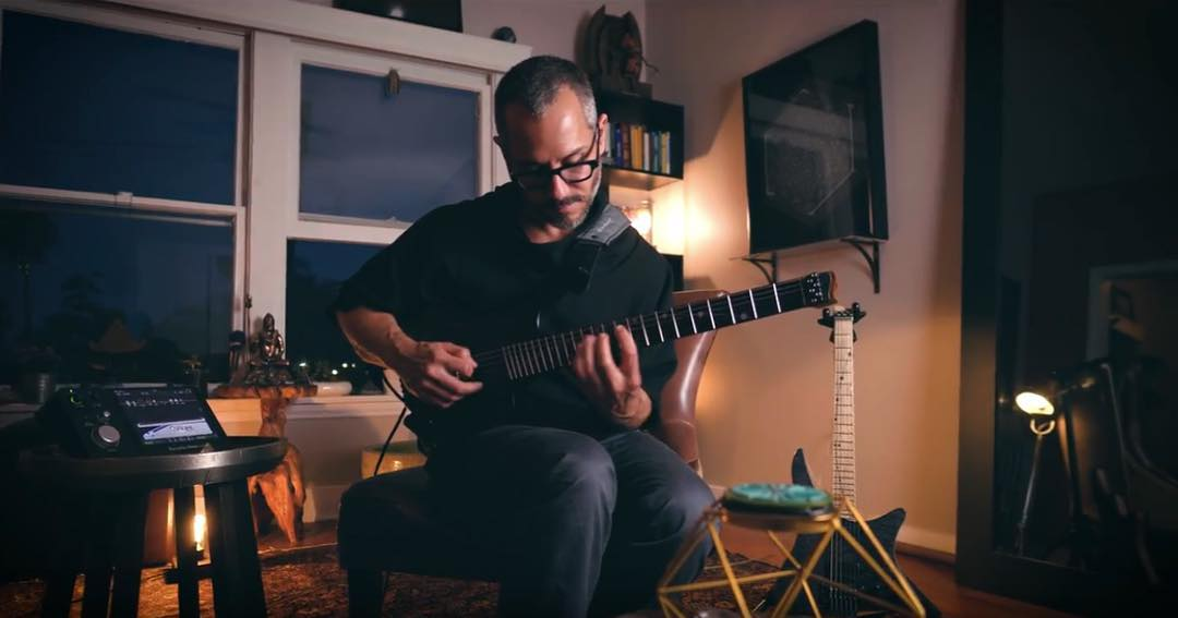 Paul Masvidal (Cynic) Looks to Release a Trilogy of Conceptual Mini-Records