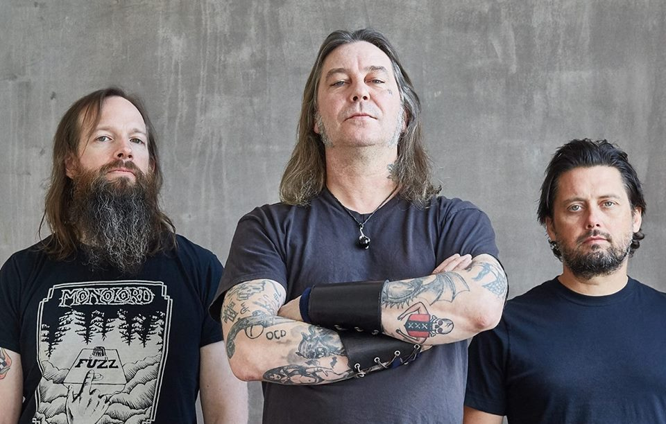 "High On Fire Usher in the ""Electric Messiah"" on Brand New Track"