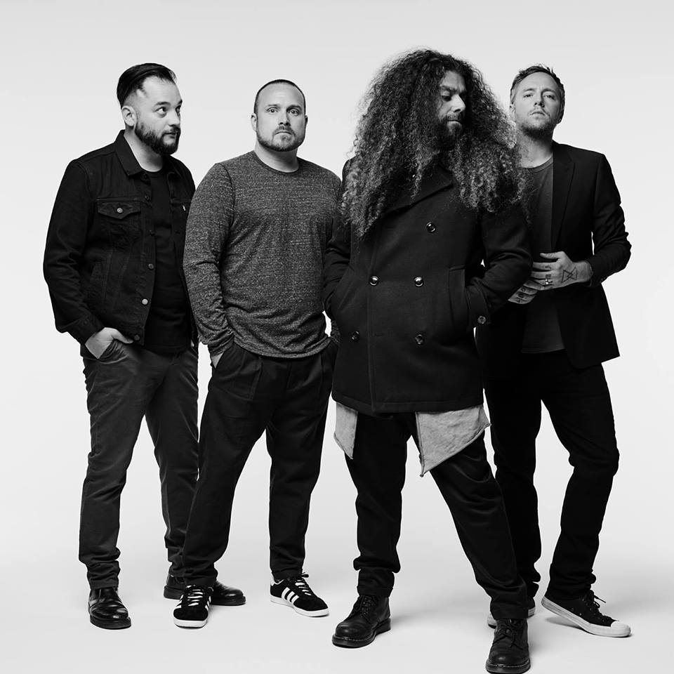 "Coheed and Cambria Lost All Their Hope Down in ""The Gutter"""