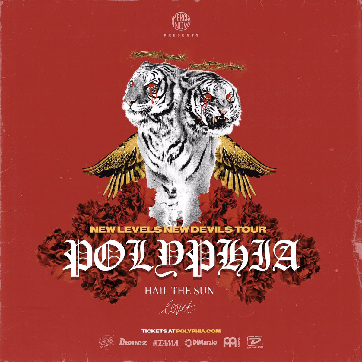 Polyphia Announce Tour with Covet and Hail The Sun