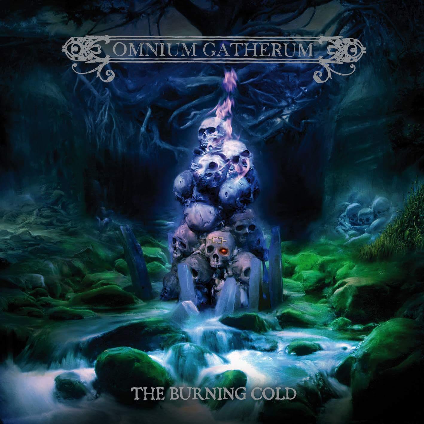 """Omnium Gatherum – """"The Burning Cold"""""""