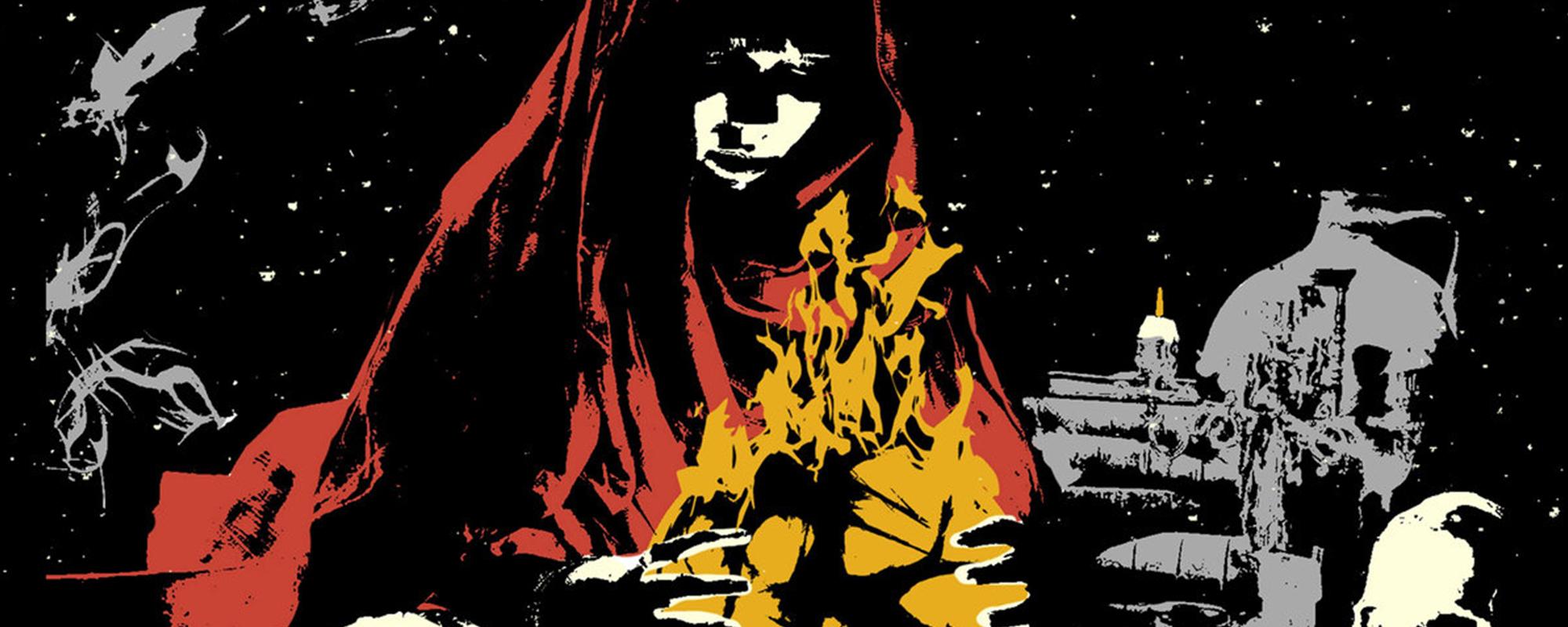 "Haunt – ""Burst Into Flame"""