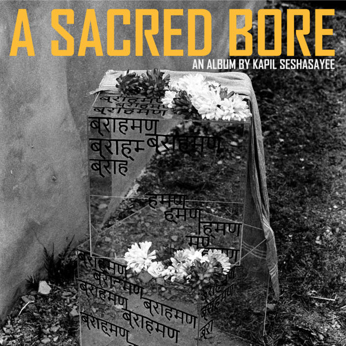 "Kapil Seshasayee – ""A Sacred Bore"""