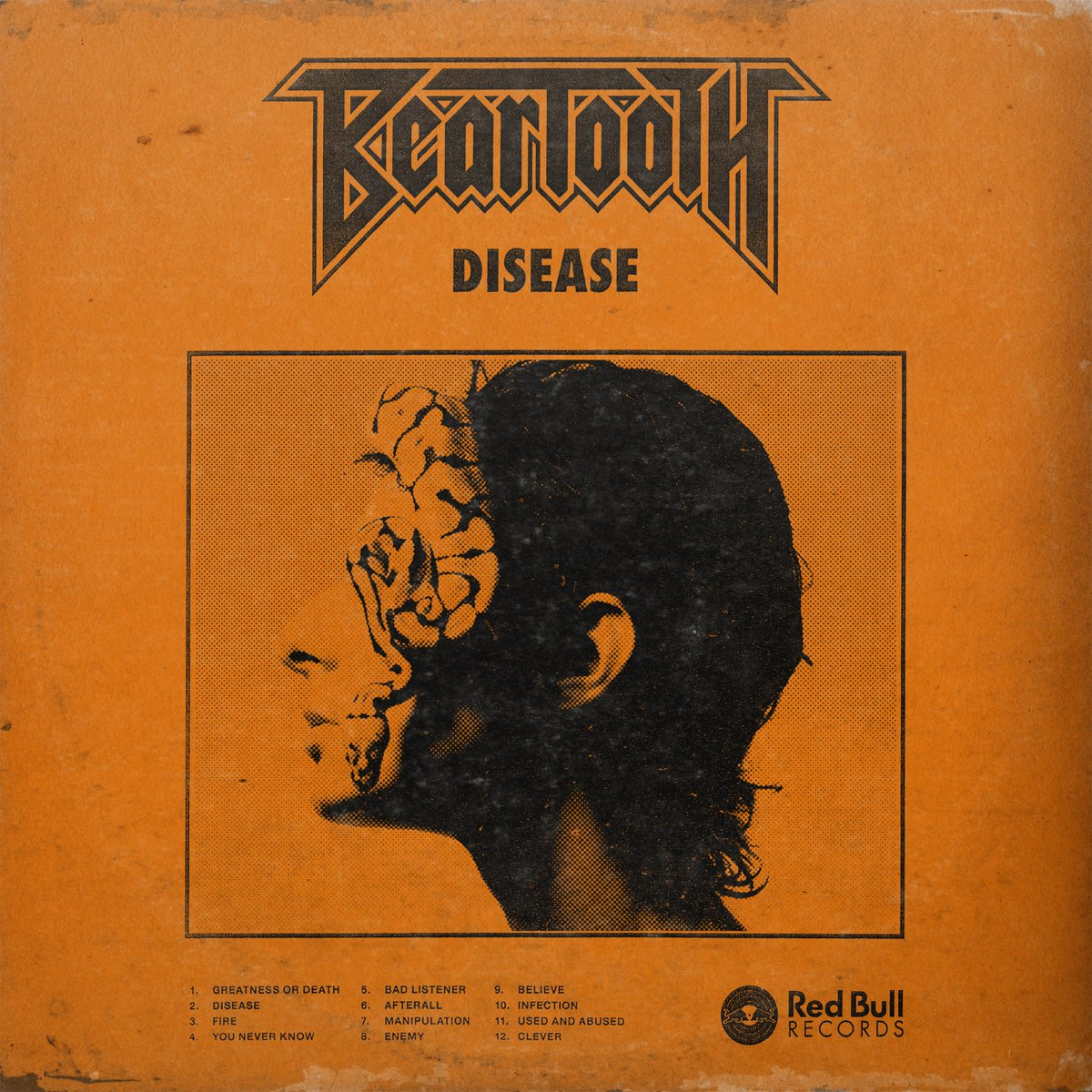 "Beartooth – ""Disease"""