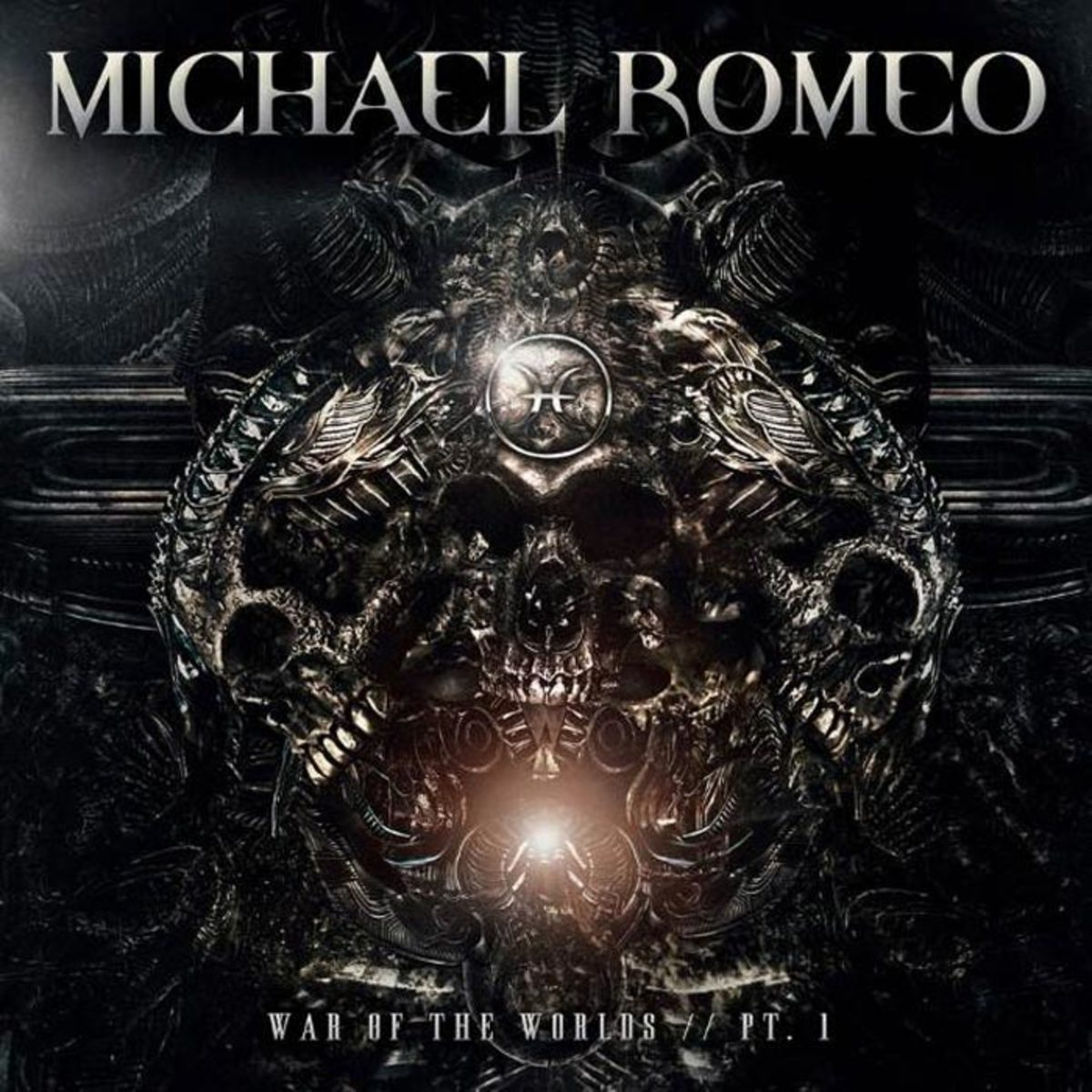 "Michael Romeo – ""War of the Worlds, Pt. 1"""
