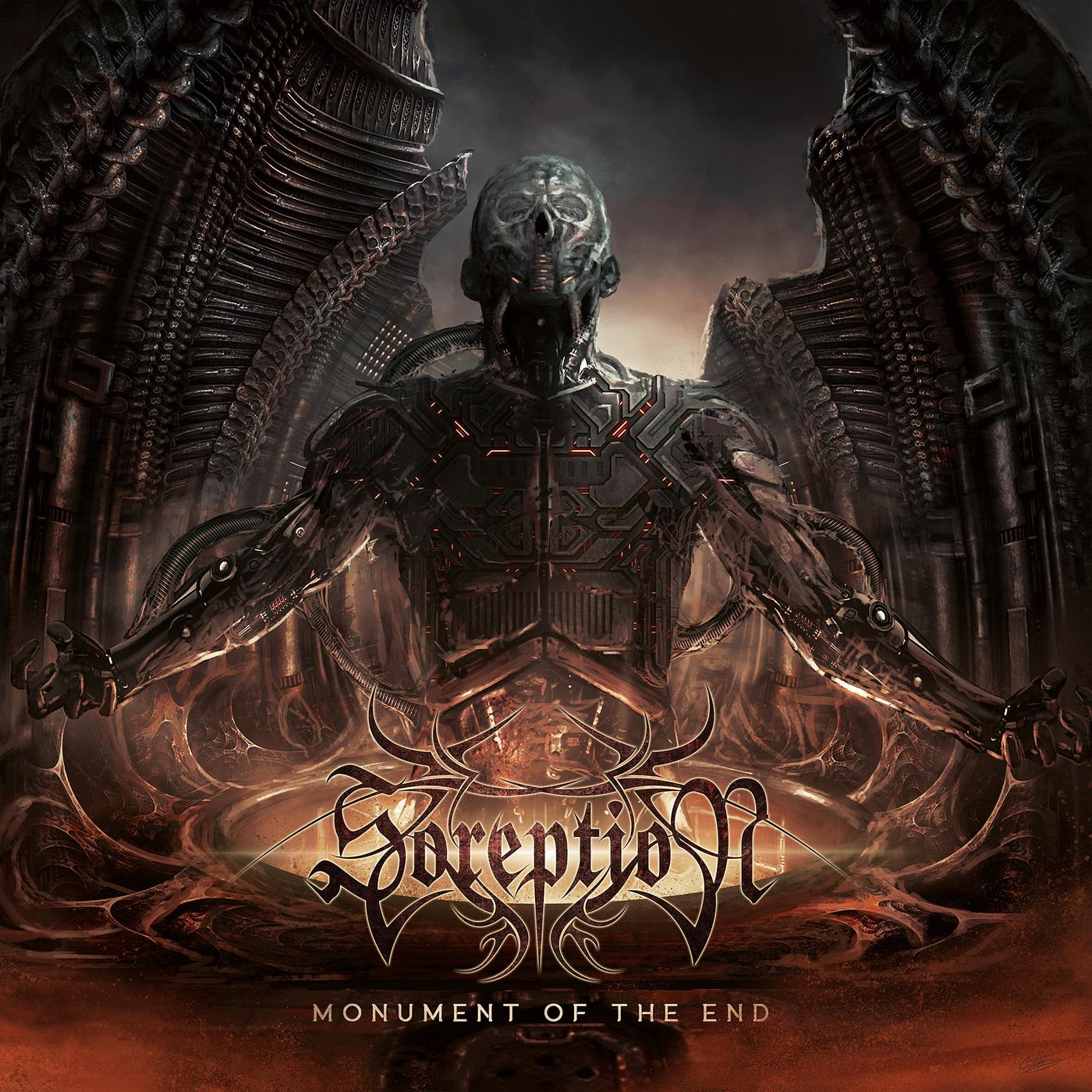 """Soreption – """"Monument of the End"""""""