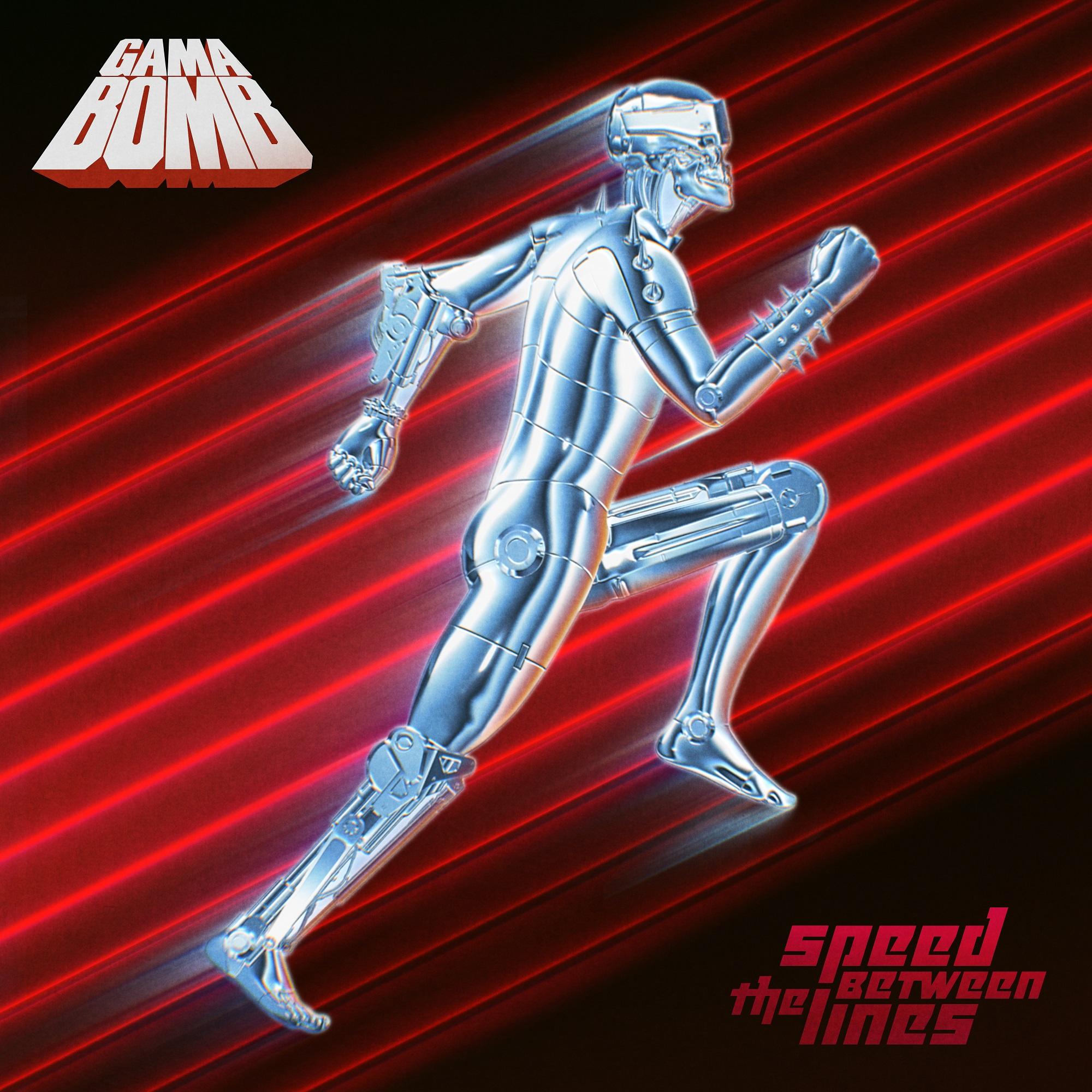 "Gama Bomb – ""Speed Between the Lines"""