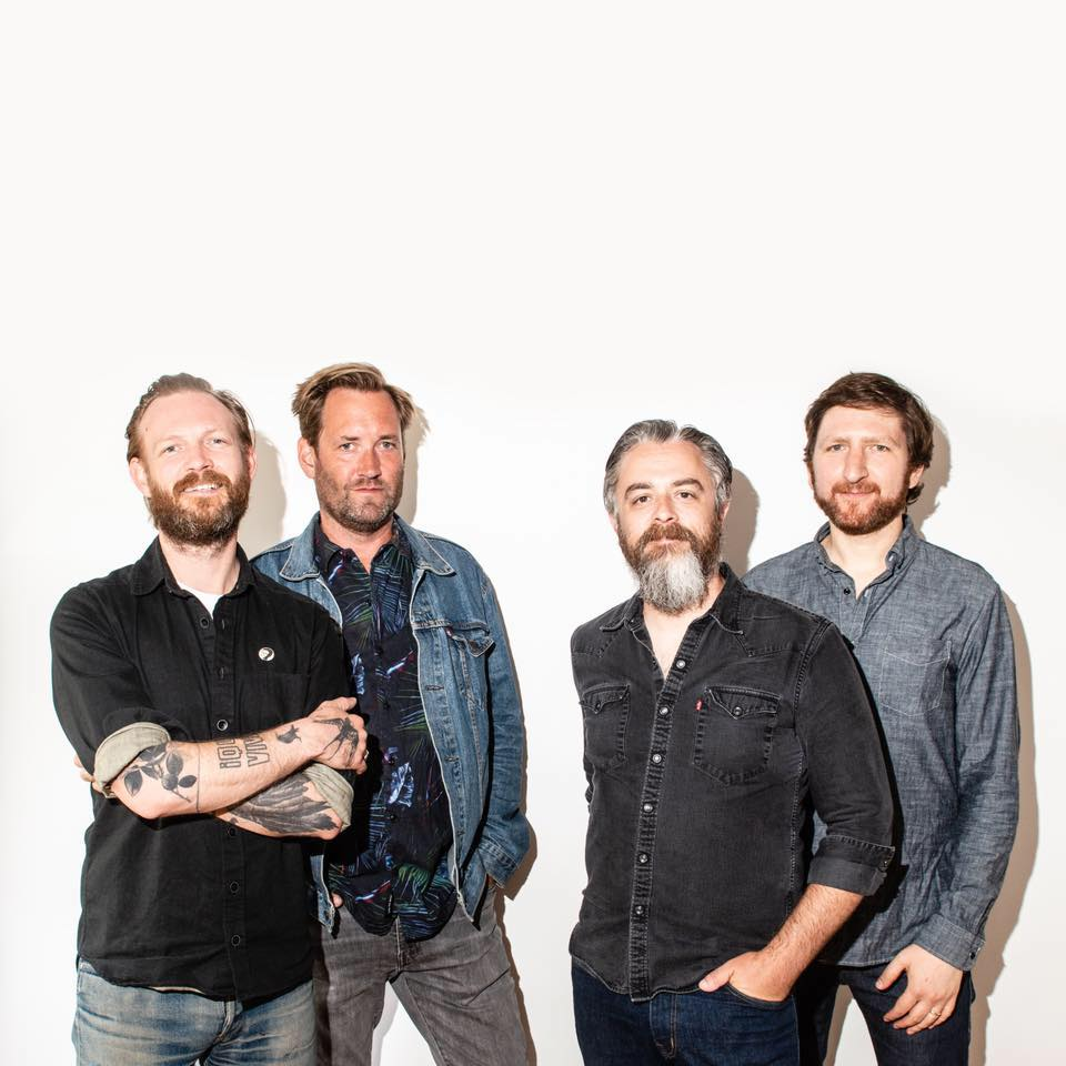 "Minus The Bear Drops Fire New Track ""Viaduct"" Before Embarking on Final Tour"