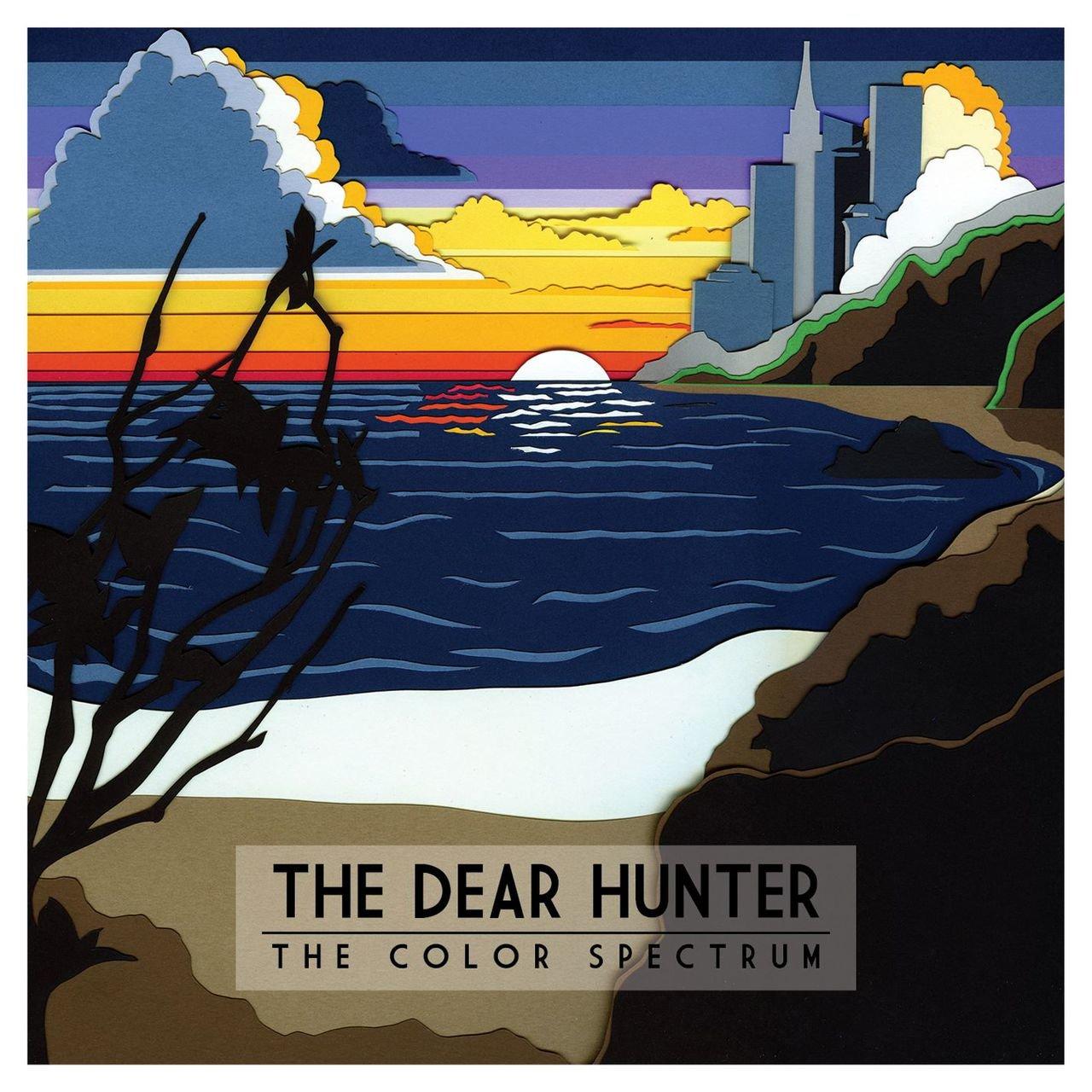 """A SCENE IN RETROSPECT: The Dear Hunter – """"The Color Spectrum"""""""