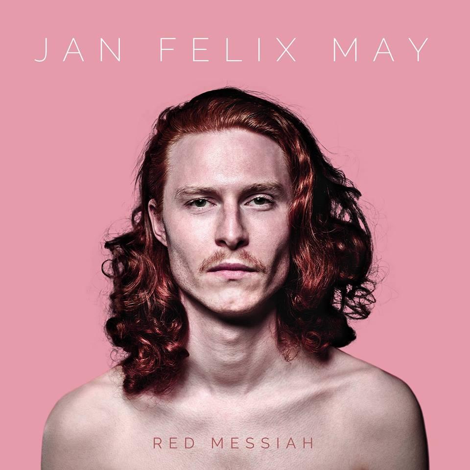 "Jan Felix May – ""Red Messiah"""