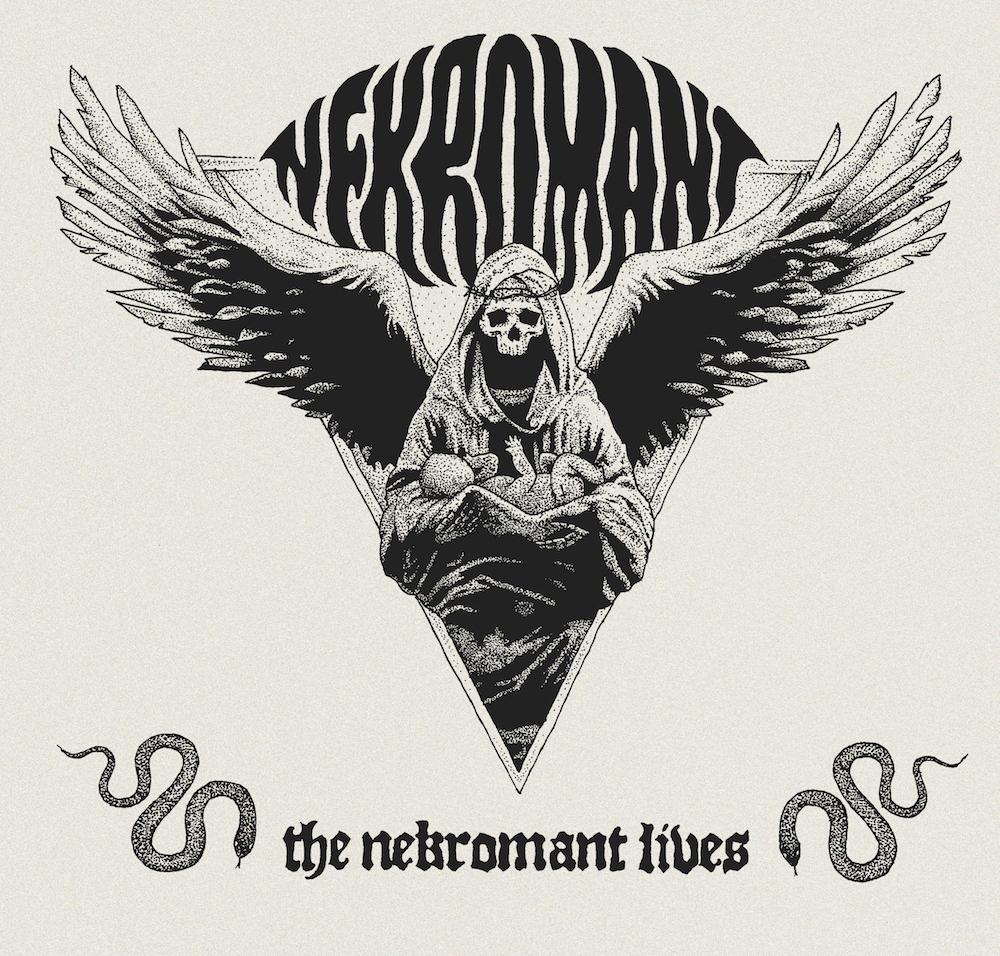 "Nekromant – ""The Nekromant Lives"""