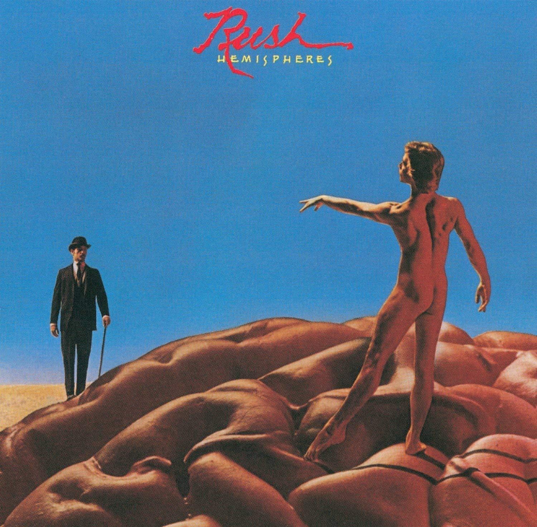 "A SCENE IN RETROSPECT: Rush – ""Hemispheres"""
