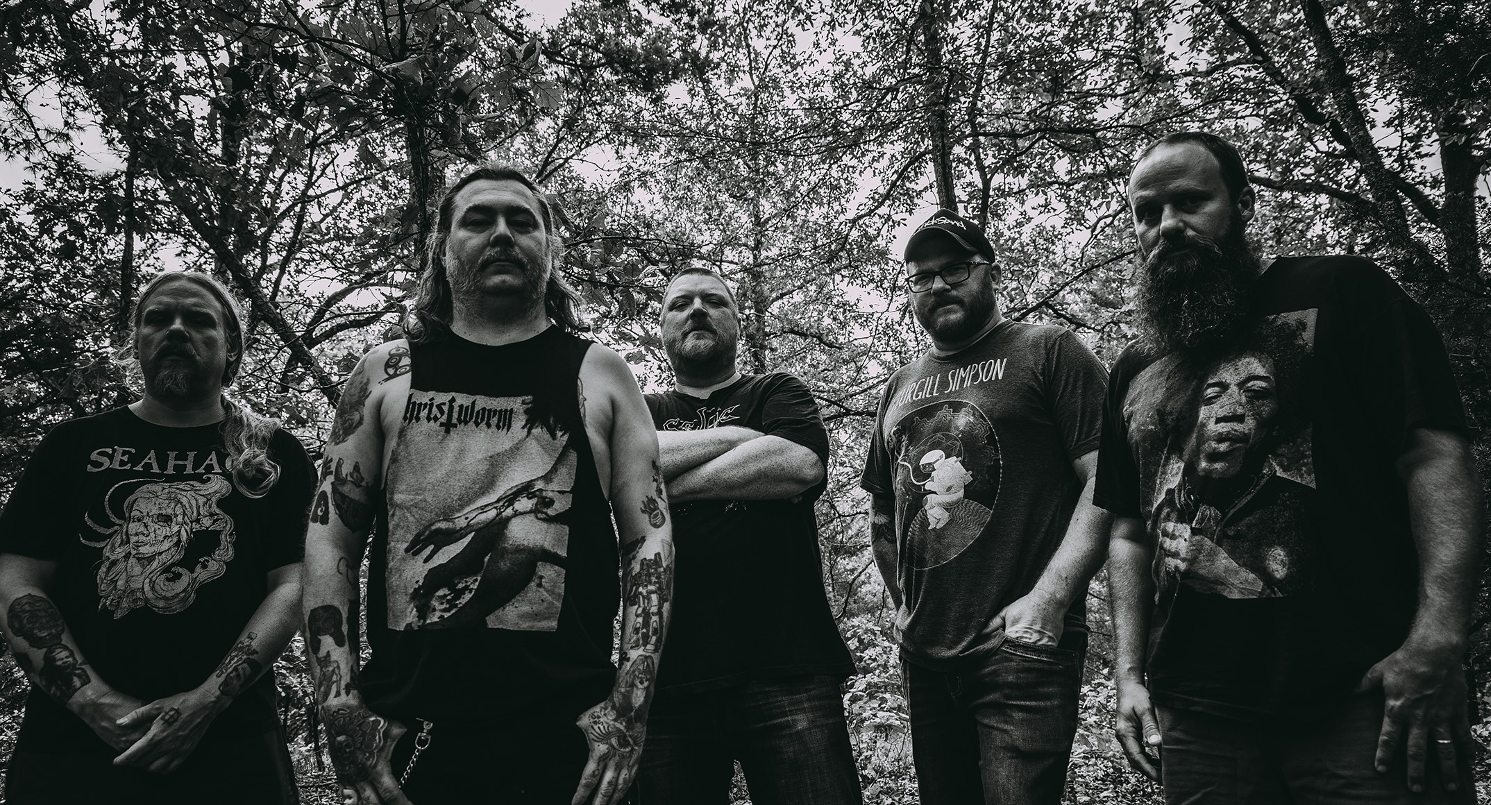 "Deadbird – ""III: The Forest Within The Tree"""