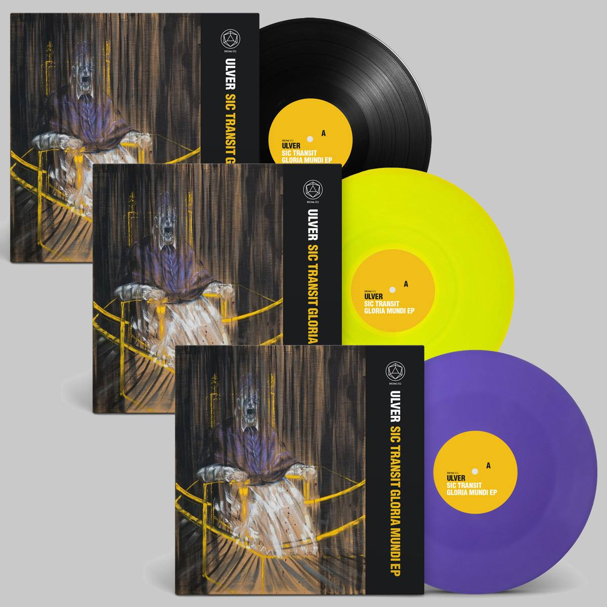 Ulver Announce a Vinyl Re-Issue of the Sic Transit Gloria Mundi EP, Plus Two New Shows