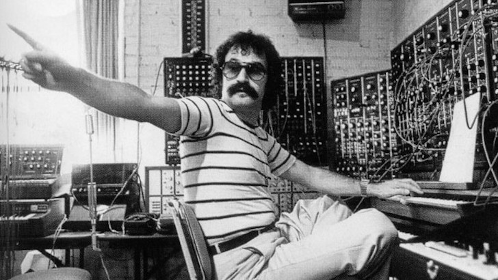 The Legendary Giorgio Moroder Is Going on Tour for the First Time Ever!